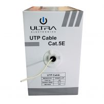 CABLE UTP ALEACION COBRE CATEGORIA 5E 305 MTS