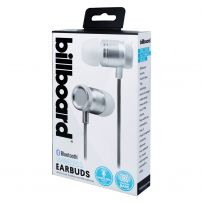 AUDIFONOS BLUETOOTH BB487 SILVER