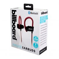 AUDIFONOS BLUETOOTH BB897 ROJO