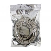 CABLE RED RJ45 CATEGORIA 5E 2 MTS GRIS