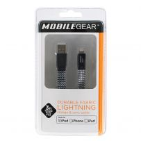 CABLE LIGHTNING PARA IPHONE 5/6/7/8 PLANO 0.9 MT