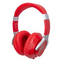 AUDIFONOS BLUETOOTH MANOS LIBRES PULSE 200 ROJO